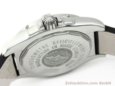 BREITLING GALACTIC COCKPIT AUTOMATIK HERRENUHR STAHL A49350 NP: 3920,- Euro [140534]
