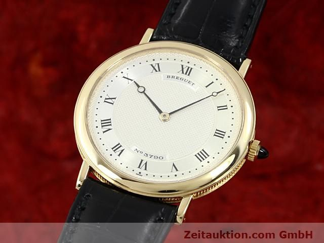 BREGUET 18 CT GOLD AUTOMATIC [140540]