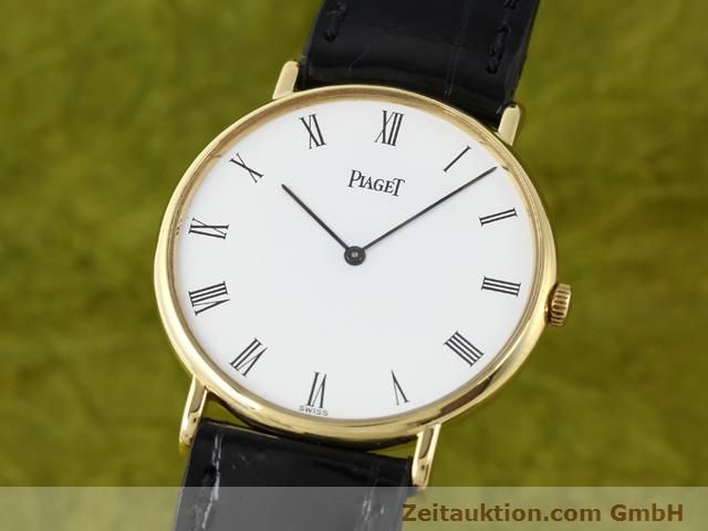 PIAGET ORO 18 CT CARICA MANUALE KAL. 9P2 [140542]
