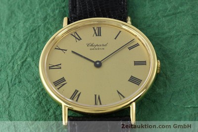 CHOPARD 18 CT GOLD MANUAL WINDING [140546]