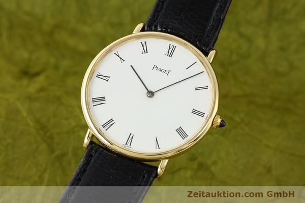 PIAGET ORO 18 CT CARICA MANUALE KAL. 9P2 [140547]