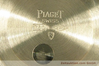 PIAGET 18 CT GOLD MANUAL WINDING KAL. 9P2 [140547]