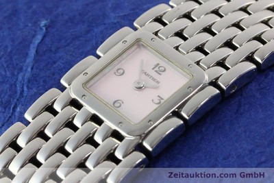 CARTIER STEEL QUARTZ VINTAGE [140556]