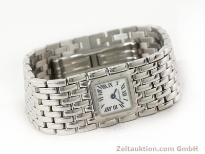 CARTIER STEEL QUARTZ KAL. 201 [140557]