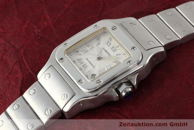 CARTIER SANTOS STEEL AUTOMATIC [140561]