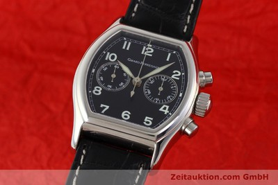 GIRARD PERREGAUX RICHEVILLE STEEL MANUAL WINDING KAL. LWO 1872 [140570]