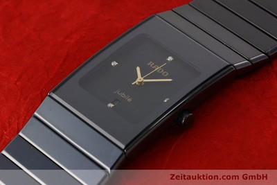 RADO JUBILE CERAMIC / STEEL QUARTZ [140572]