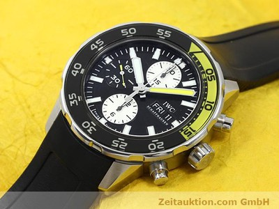 IWC AQUATIMER STEEL AUTOMATIC KAL. C.79320 [140580]