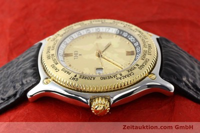 EBEL VOYAGER STEEL / GOLD AUTOMATIC [140583]