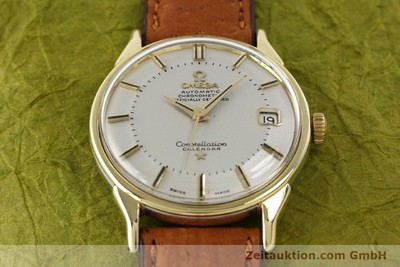 OMEGA CONSTELLATION GOLD-PLATED AUTOMATIC KAL. 561 [140594]