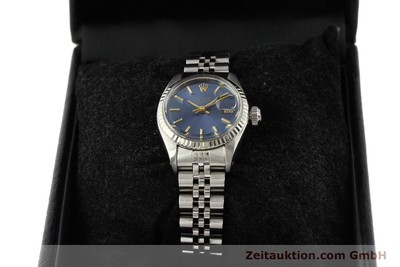 ROLEX LADY DATE STEEL / GOLD AUTOMATIC KAL. 2030 [140601]