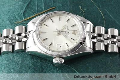 ROLEX LADY DATE STEEL AUTOMATIC KAL. 2030 [140607]