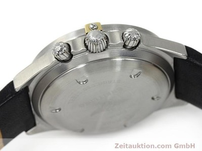 BREITLING SEXTANT GILT STEEL MANUAL WINDING KAL. LWO 1873 [140616]
