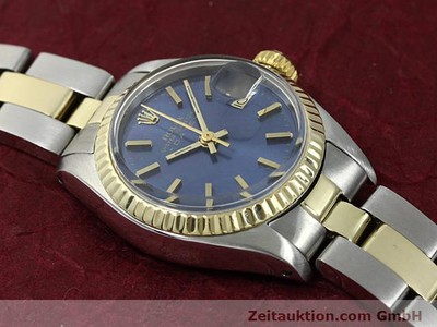 ROLEX LADY DATE STEEL / GOLD AUTOMATIC KAL. 2030 [140620]