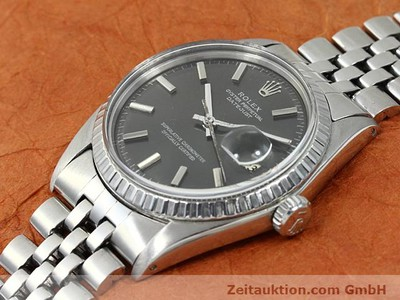 ROLEX DATEJUST STEEL AUTOMATIC KAL. 1570 [140624]