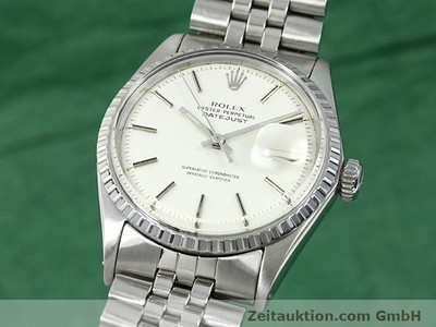 ROLEX DATEJUST STEEL AUTOMATIC KAL. 1570 [140642]