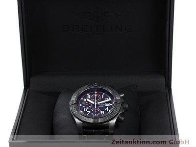 BREITLING AVENGER STEEL AUTOMATIC KAL. VAL 7750 [140652]