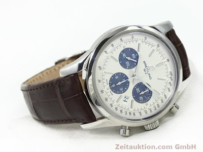 BREITLING TRANSOCEAN STEEL AUTOMATIC KAL. B01 [140654]