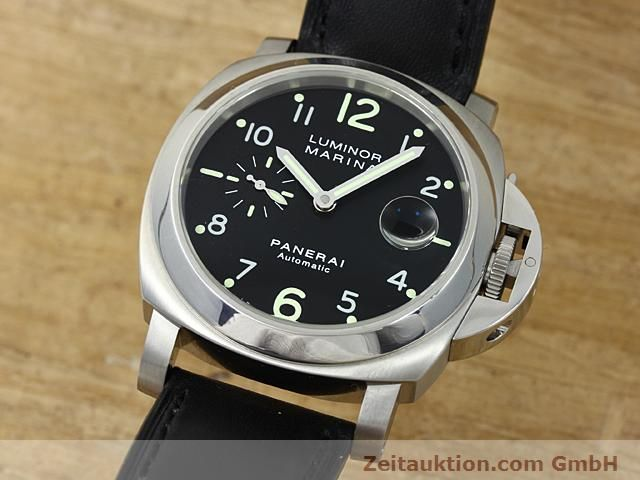 PANERAI LUMINOR MARINA STEEL AUTOMATIC KAL. ETA A05511 [140658]