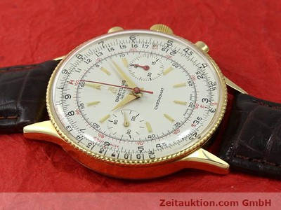 BREITLING CHRONOMAT GOLD-PLATED MANUAL WINDING KAL. VENUS 175 [140659]