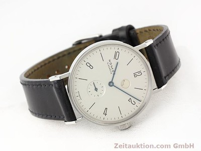 NOMOS TANGENTE STEEL MANUAL WINDING KAL. GAMMA 1475 [140665]