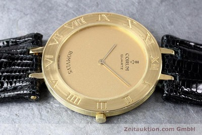 CORUM LADY 18K (0,750) GOLD ROMULUS ROMVLUS DAMENUHR [140670]