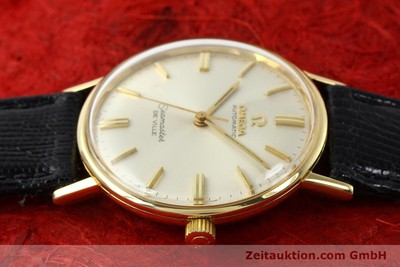OMEGA SEAMASTER OR 18 CT AUTOMATIQUE KAL. 550 [140671]