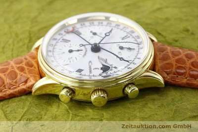 CHRONOSWISS GOLD-PLATED AUTOMATIC KAL. ETA 7750 [140677]