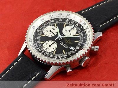 BREITLING NAVITIMER STEEL AUTOMATIC KAL. VALJOUX 7750 [140678]