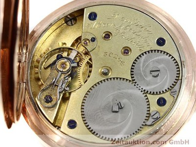 A. LANGE & SÖHNE ALS TASCHENUHR 14 CT RED GOLD MANUAL WINDING [140691]