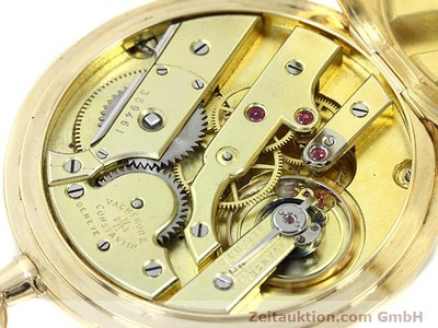 VACHERON & CONSTANTIN TASCHENUHR 18 CT GOLD MANUAL WINDING [140693]