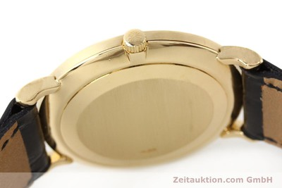 PATEK PHILIPPE CALATRAVA 18 CT GOLD MANUAL WINDING KAL. 215 [140703]