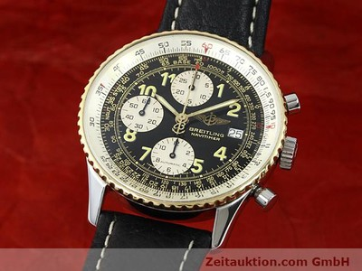 BREITLING NAVITIMER GILT STEEL AUTOMATIC [140705]
