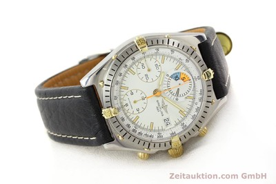 BREITLING CHRONOMAT GILT STEEL AUTOMATIC [140707]