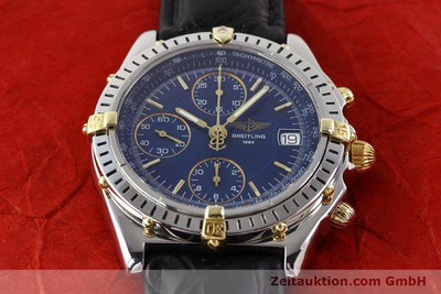 BREITLING CHRONOMAT GILT STEEL AUTOMATIC [140708]