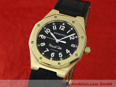 AUDEMARS PIGUET ROYAL OAK 18 CT GOLD AUTOMATIC KAL. 2225 [140728]