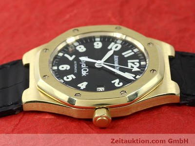 AUDEMARS PIGUET ROYAL OAK OR 18 CT AUTOMATIQUE KAL. 2225 [140728]