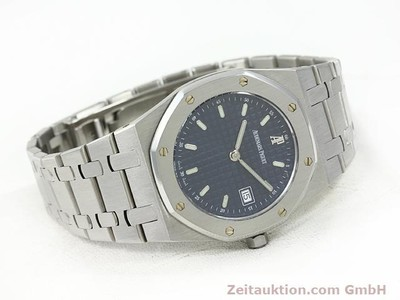 AUDEMARS PIGUET ROYAL OAK ACERO CUARZO KAL. 2612 [140729]