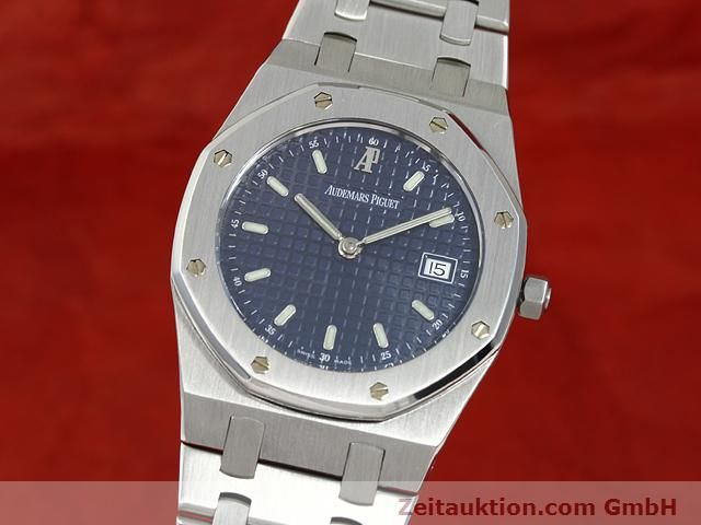 AUDEMARS PIGUET ROYAL OAK ACIER QUARTZ KAL. 2612 [140729]