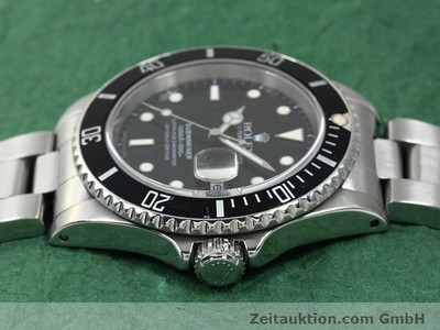 ROLEX SUBMARINER STEEL AUTOMATIC KAL. 3135 [140730]