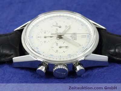 TAG HEUER CARRERA STEEL MANUAL WINDING KAL. LWO 1873 [140731]