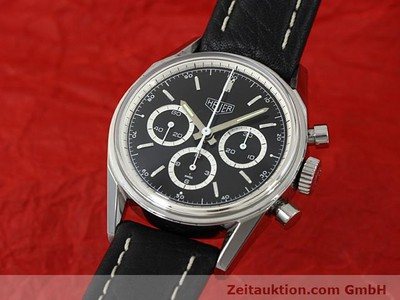 TAG HEUER CARRERA STEEL MANUAL WINDING KAL. LWO 1873 [140743]