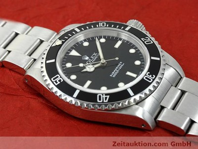 ROLEX SUBMARINER STEEL AUTOMATIC KAL. 3000 [140746]