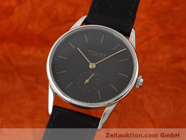 NOMOS ORION ACERO CUERDA MANUAL KAL. ETA 7001  [140748]