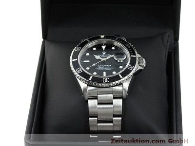 ROLEX SUBMARINER STEEL AUTOMATIC KAL. 3135 [140751]