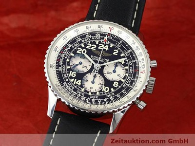 BREITLING NAVITIMER STEEL MANUAL WINDING KAL. LWO 24 [140752]