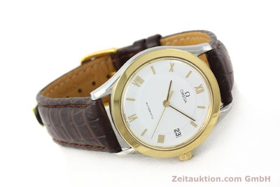 OMEGA STEEL / GOLD AUTOMATIC KAL. 1110 ETA 2892-2 [140753]