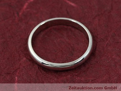 CARTIER RING PLATINIUM [140754]