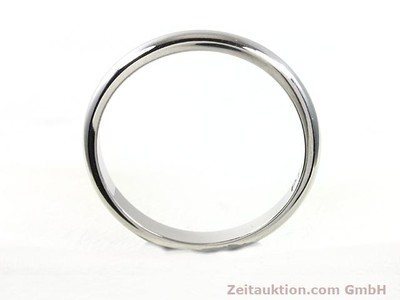CARTIER RING PLATINO [140754]