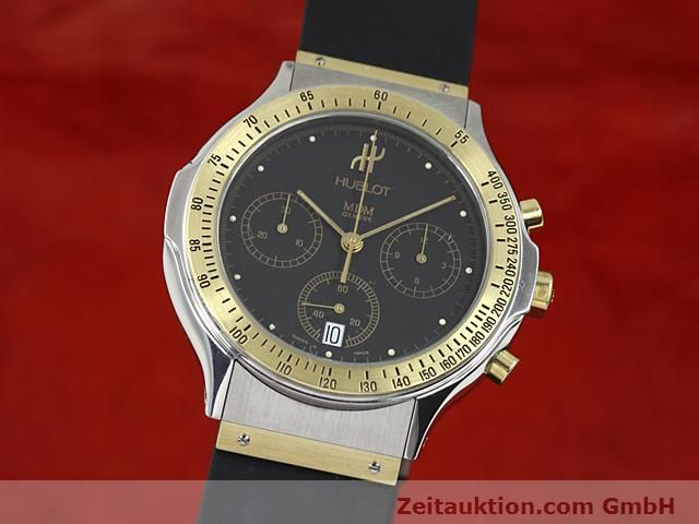 HUBLOT MDM GILT STEEL QUARTZ KAL. 1270 [140768]